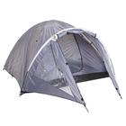 Палатка туристическая DISCOVERY 3-х местная, цвет серый