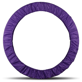 Чехол для обруча 60-90 см, цвет фиолетовый