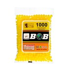 The bullets are yellow in package 1000 PCs.