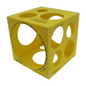 """Cubic Calibrator Yellow at 3"""" – 14"""""""