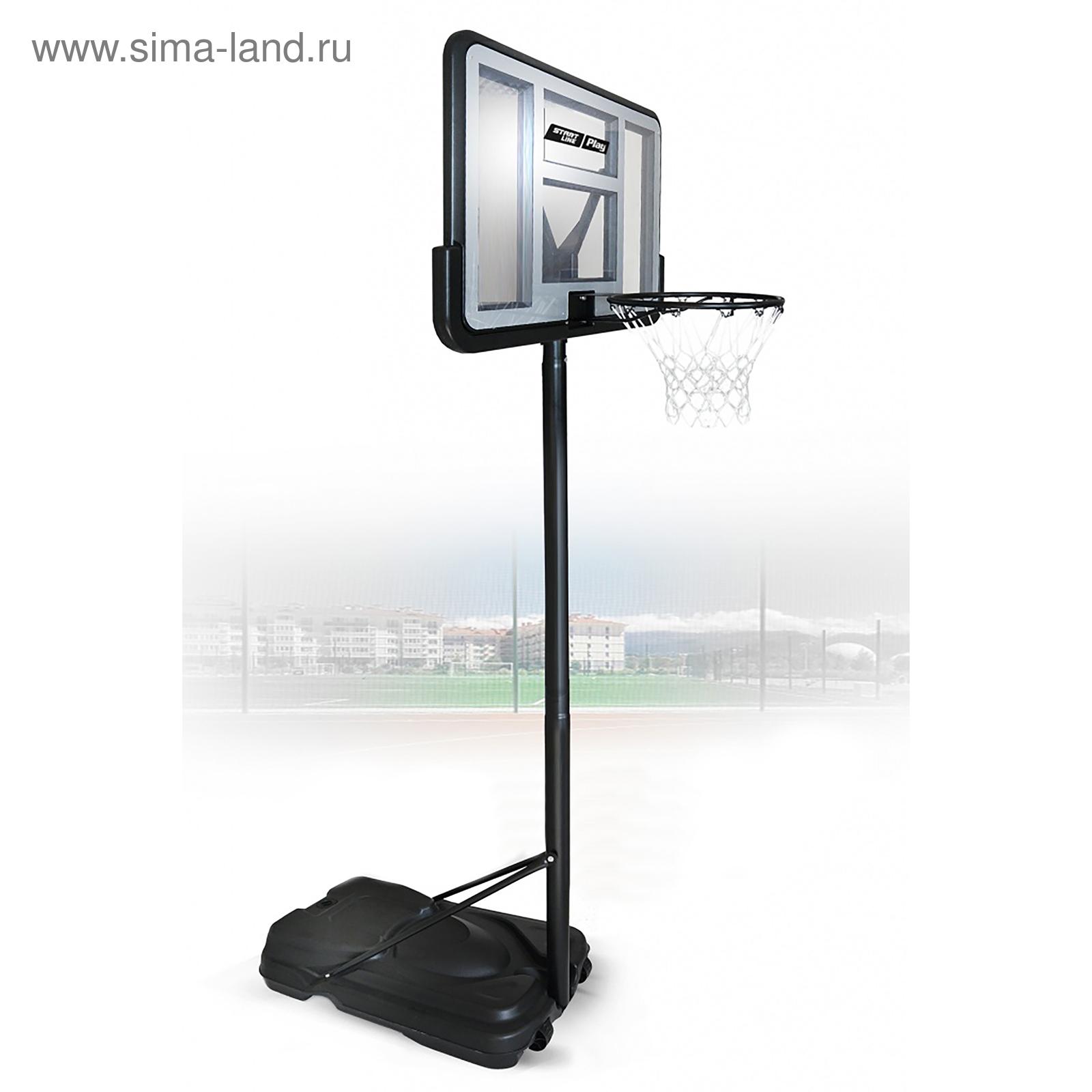 2abfc918 Баскетбольная стойка Standart 020 (высота 230-305 см, р-р. щита ...
