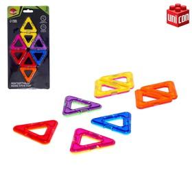 Конструктор магнитный Magical Magnet, 8 деталей