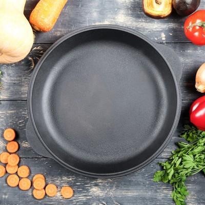 Сковорода-крышка чугунная, 300 мм