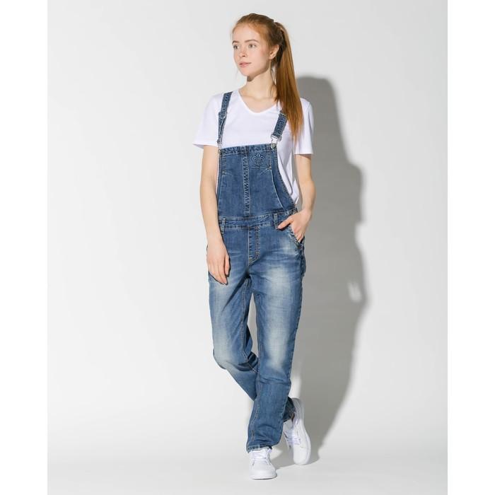 Комбинезон женский джинсовый 3031, р-р 30