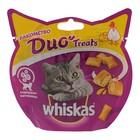Лакомство Whiskas Duo для кошек, курица, сыр, 40 г