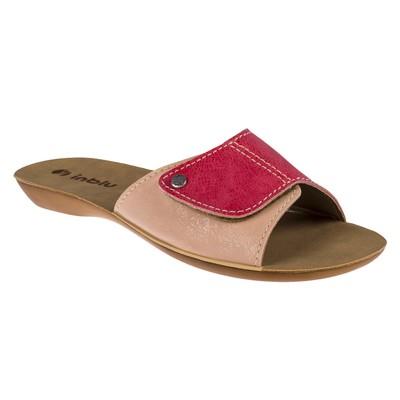 """Сабо женские """"Inblu"""" арт. NP-6T, цвет коралловый-розовый, размер 36"""