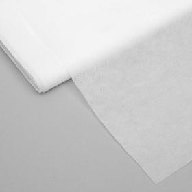 Материал укрывной, 500 × 1,6 м, плотность 17, с УФ-стабилизатором, белый