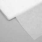 Материал укрывной, 100 × 3 м, плотность 80, армированный, водонепроницаемый, с УФ-стабилизатором, белый