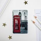 Чехол для бейджа и карточек «London»
