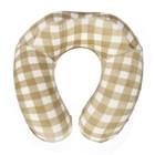 Подушка дорожная детская для шеи, цвет хаки