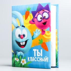 """Фотоальбом на 100 фото """"Ты классный!"""", СМЕШАРИКИ"""