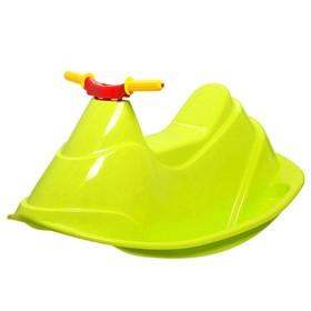 Качалка «Гидроцикл», зелёная