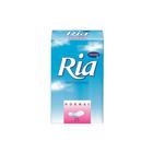 Ежедневные прокладки для женщин Ria Slip Classic Sanitory Towels Нормал, 25 шт