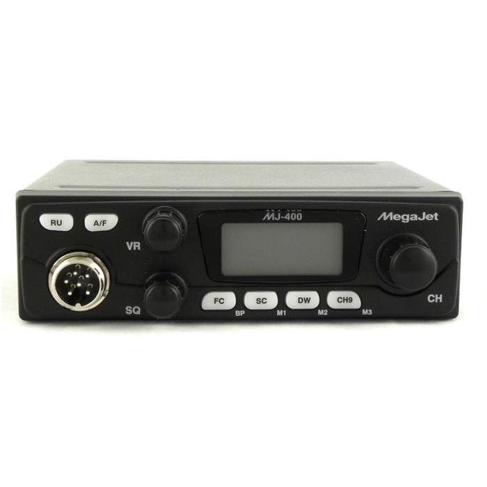 Радиостанция MegaJet MJ-400 Turbo