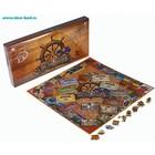 Настольная игра «Пиратская монополия»