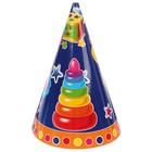 "Колпак ""Игрушки"" пирамидка,  19 см"