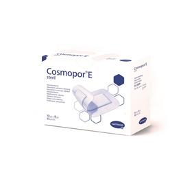 Самоклеящиеся послеоперационные повязки COSMOPOR E steril 10х8 см, 10 шт