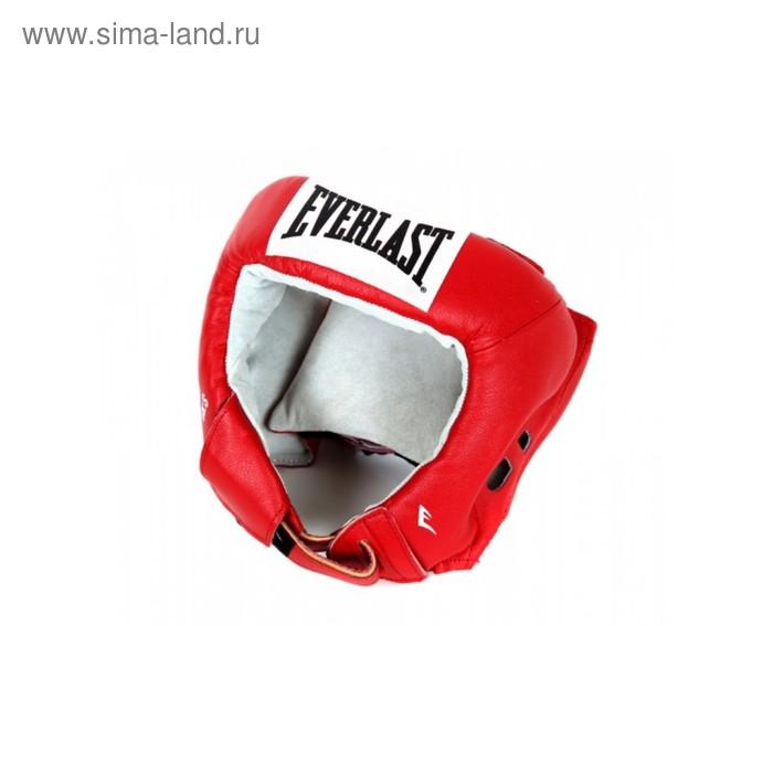 Шлем USA Boxing L красный