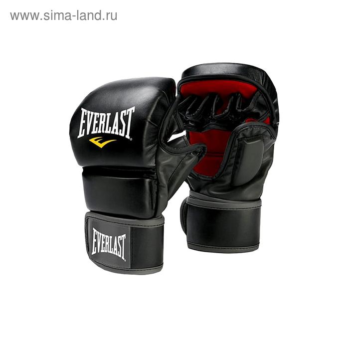 Перчатки тренировочные Striking LXL черный
