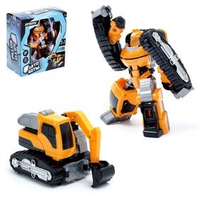 """Робот-трансформер """"Технобот"""""""