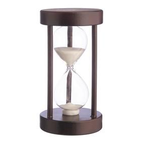 Песочные часы, на 10 минут, 14 х 8 см, микс
