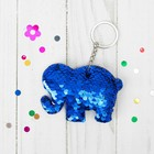 "Soft keychain chameleon ""Elephant"", MIX colors"