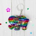 "Soft keychain chameleon ""Elephant"""