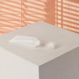 Туба для хранения, 10 мл, цвет белый