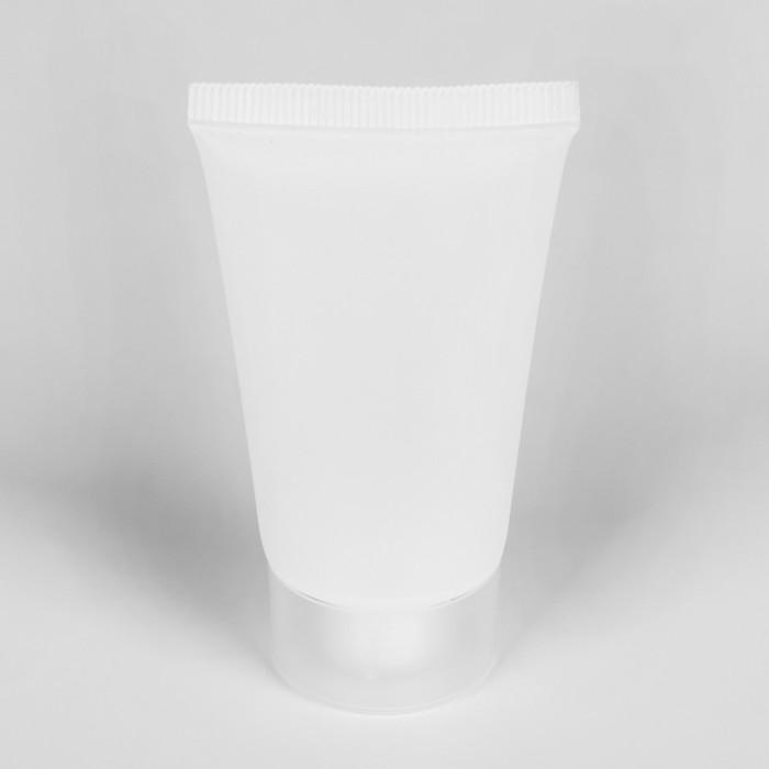 Туба для хранения, 30мл, цвет белый