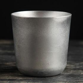 """Форма для выпечки куличей и кексов  """"Круглая"""" 3 мм, 0,5 л"""