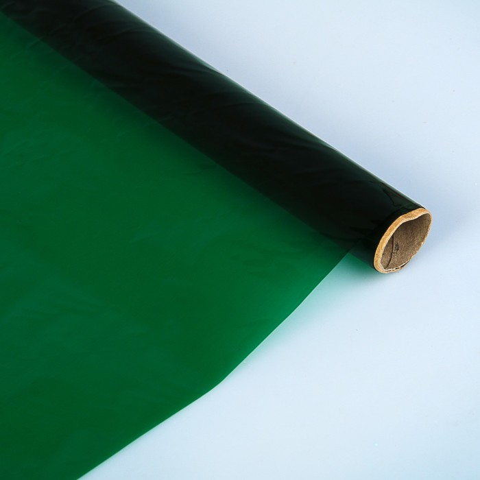 Бумага целлофановая 500*2000 мм Sadipal 30 г/м² зелёный 6222