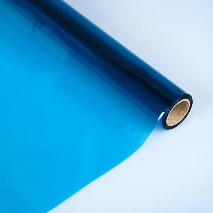 Бумага целлофановая 500*650 мм Sadipal (25л) 30 г/м² бледно-голубой 12510