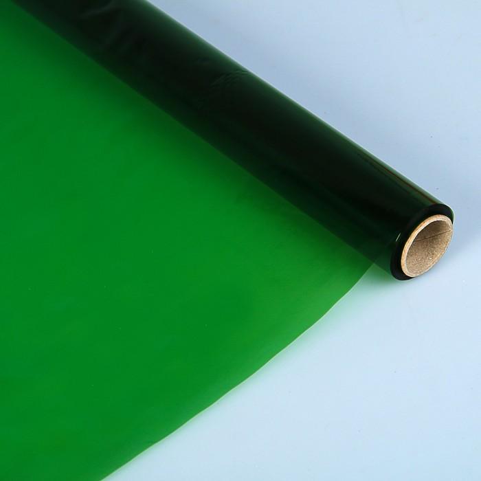 Бумага целлофановая 500*650 мм Sadipal (25л) 30 г/м² зелёный 12503