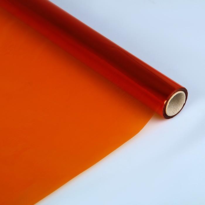 Бумага целлофановая 500*650 мм Sadipal (25л) 30 г/м² оранжевый 12507