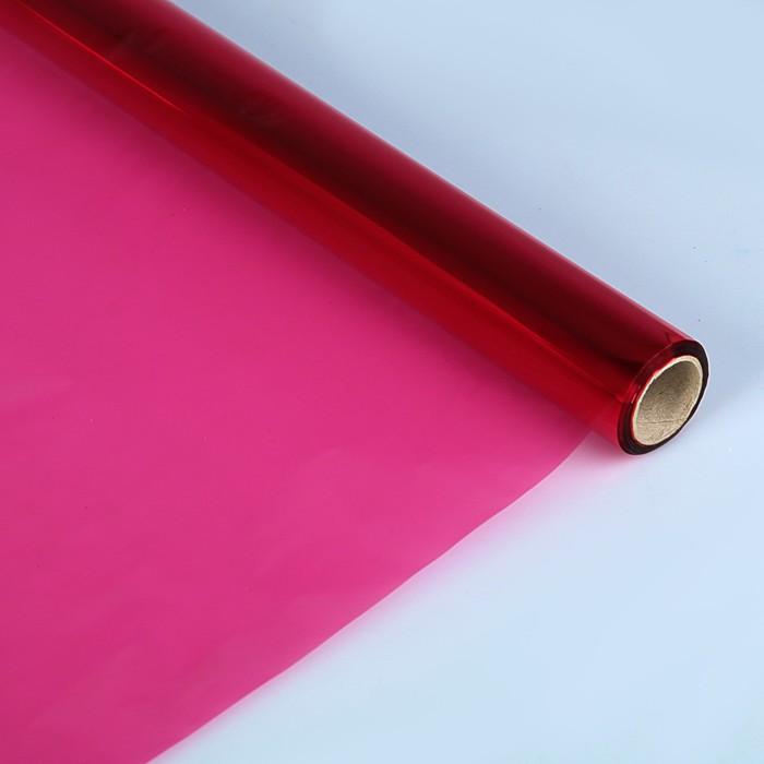 Бумага целлофановая 500*650 мм Sadipal (25л) 30 г/м² розовый 12504