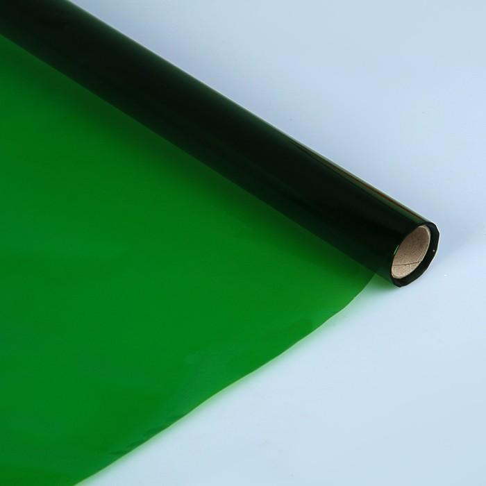 Бумага целлофановая 700*1000 мм Sadipal (25л) 30 г/м² зелёный 6403