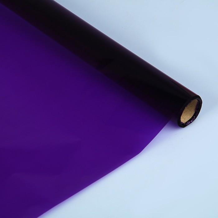 Бумага целлофановая 700*1000 мм Sadipal (25л) 30 г/м² фиолетовый 6409