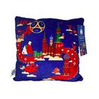 Мягкая подушка с принтом, 30 х 30 см, 2018 FIFA World Cup Russia™