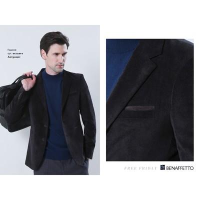 Пиджак мужской, размер 170-100-88 1328