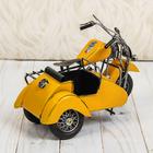 """Сувенир """"Мотоцикл с коляской"""", МИКС - фото 873334"""
