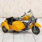 """Сувенир """"Мотоцикл с коляской"""", МИКС - фото 873335"""