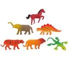 """Растущие игрушки """"Животные"""" 3,5 × 5 см"""