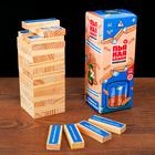 Настольная игра «Пьяная башня. Навеселе», 48 брусков