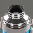 Термос 1200 мл, 201 сталь, держит тепло 20 ч, микс, 10х28.5 см