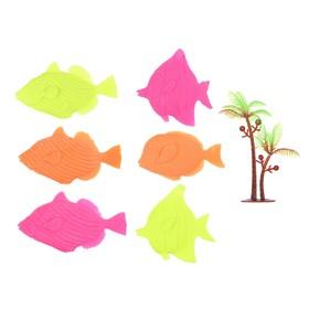 "Set the growing toys ""Rainbow fish"""