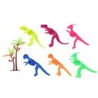 """Набор растущих игрушек """"Скелет динозавра"""" размер динозавра: 6,5 см"""
