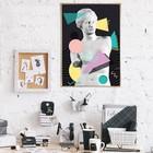 Постер А4 интерьерный «Скульптурный шедевр», 29 х 21 см