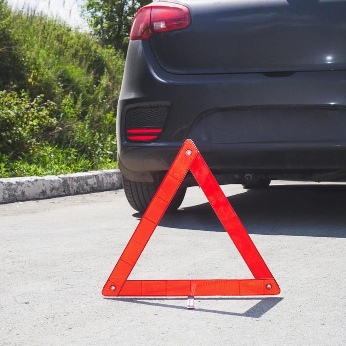 Знак аварийной остановки, ZA-01
