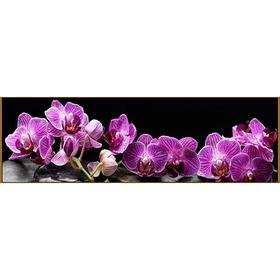 Алмазная мозаика «Тропическая орхидея», 33 цвета