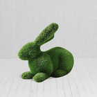 """Топиар фигура """"Кролик мама"""""""